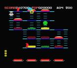 Burger Time MSX 22