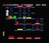 Burger Time MSX 23