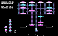 Burger Time PC MS-DOS 06