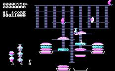 Burger Time PC MS-DOS 08