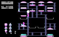 Burger Time PC MS-DOS 11