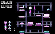 Burger Time PC MS-DOS 12