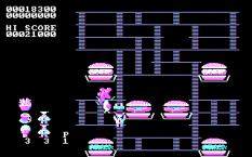 Burger Time PC MS-DOS 13