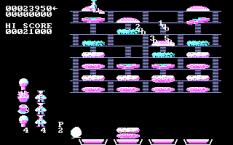 Burger Time PC MS-DOS 15