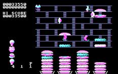 Burger Time PC MS-DOS 17