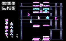 Burger Time PC MS-DOS 20