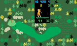 Chip Shot Super Pro Golf Intellivision 42