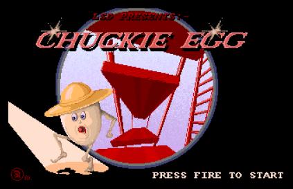 Chuckie Egg Amiga 01