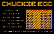 Chuckie Egg Amiga 02
