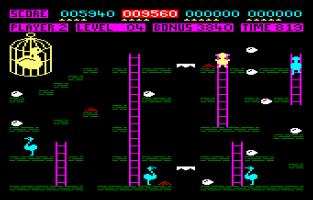 Chuckie Egg Amstrad CPC 09