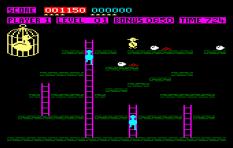 Chuckie Egg Amstrad CPC 11