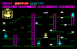 Chuckie Egg Amstrad CPC 15