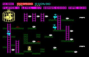 Chuckie Egg Amstrad CPC 20