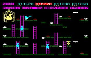 Chuckie Egg Amstrad CPC 31