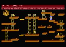 Chuckie Egg Atari 800 10