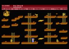 Chuckie Egg Atari 800 11