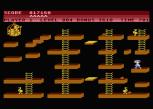 Chuckie Egg Atari 800 13