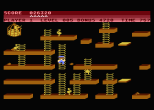 Chuckie Egg Atari 800 16