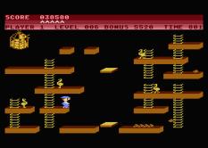 Chuckie Egg Atari 800 21