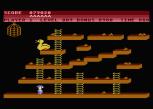 Chuckie Egg Atari 800 29