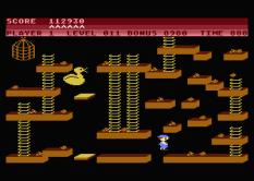 Chuckie Egg Atari 800 32