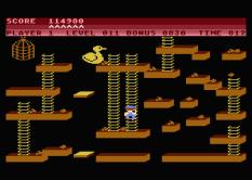 Chuckie Egg Atari 800 33