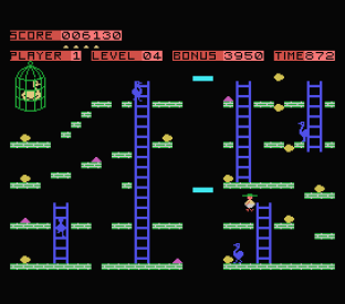 Chuckie Egg MSX 09