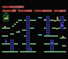 Chuckie Egg MSX 10