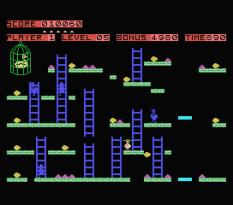 Chuckie Egg MSX 11