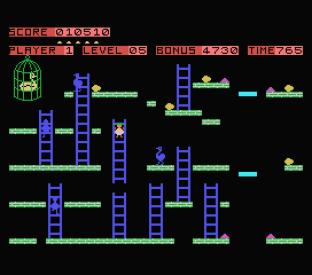 Chuckie Egg MSX 12