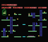Chuckie Egg MSX 15