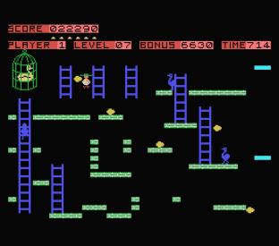 Chuckie Egg MSX 20