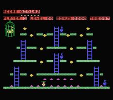 Chuckie Egg MSX 21