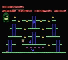 Chuckie Egg MSX 22
