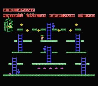 Chuckie Egg MSX 23