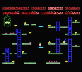 Chuckie Egg MSX 31