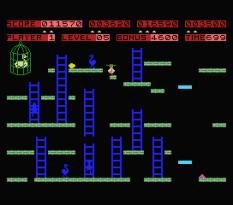 Chuckie Egg MSX 33