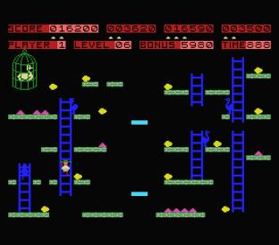 Chuckie Egg MSX 34