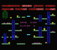 Chuckie Egg MSX 38