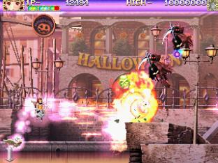 Deathsmiles Arcade 009