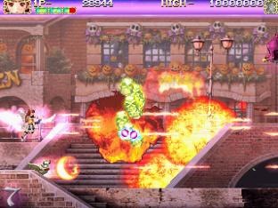 Deathsmiles Arcade 012