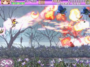 Deathsmiles Arcade 078