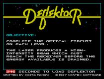 Deflektor ZX Spectrum 02