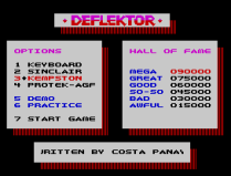 Deflektor ZX Spectrum 03