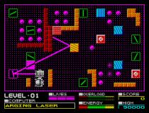 Deflektor ZX Spectrum 04