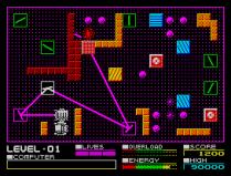 Deflektor ZX Spectrum 05