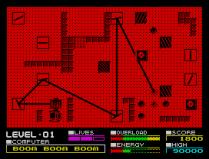 Deflektor ZX Spectrum 06