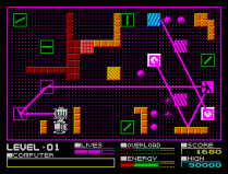 Deflektor ZX Spectrum 07