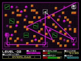 Deflektor ZX Spectrum 10