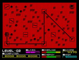 Deflektor ZX Spectrum 11